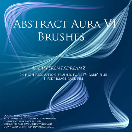 Abstract-aura-vi-modern-design-trends-free-brushes