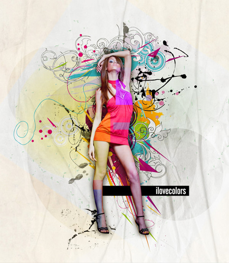 Love-colors-modern-design-trends-free-brushes