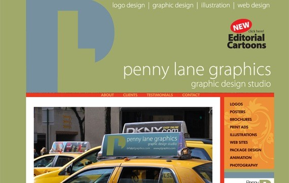 Penny Lane Graphics