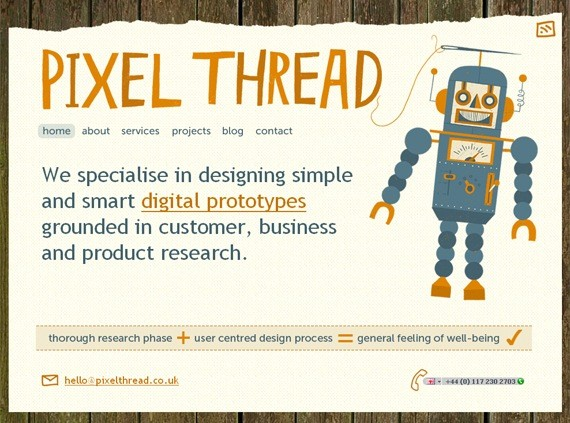 Pixel Thread