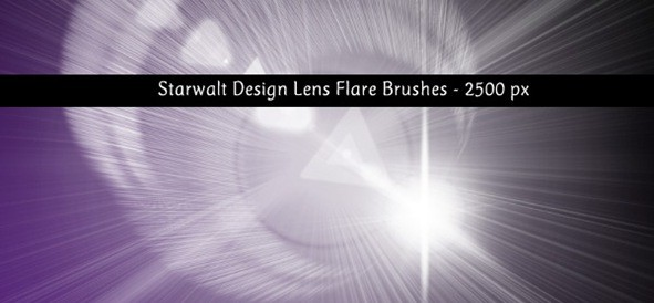 Lense-Flare-Glow-Brushes