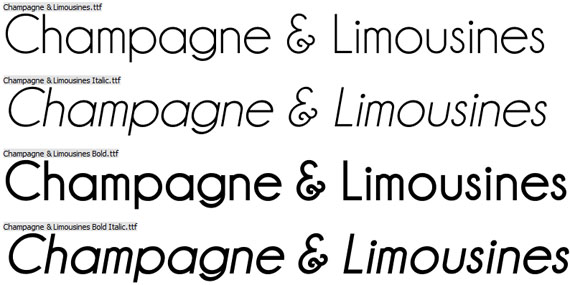 70 Professional Fonts For All Design Life Situations
