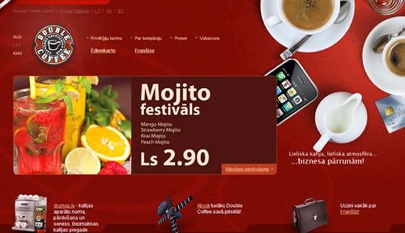 double coffee website 30 Sitios web sobre café para inspirarte