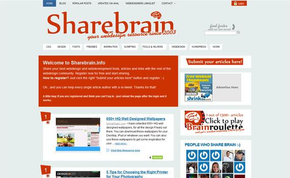 Sharebrain