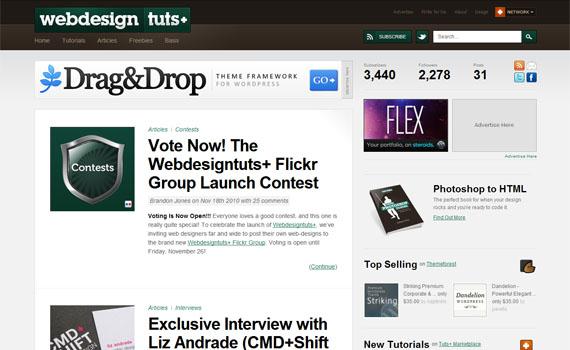 Webdesigntuts
