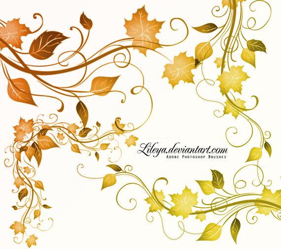 Leaves_Corners_by_Lileya