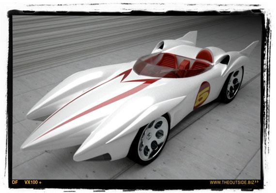 Mach 5 toy model