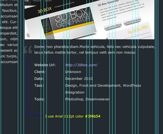 tutorial desain website