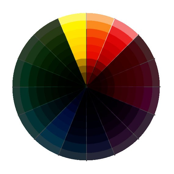 1000 Images About Analogous Color Harmony On Pinterest