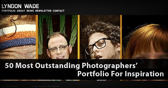 50 Most Outstanding Photographers' Portfolio For Inspiration