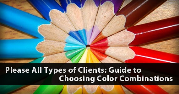 Please All Types of Clients: Guide to Choosing Color Combinations