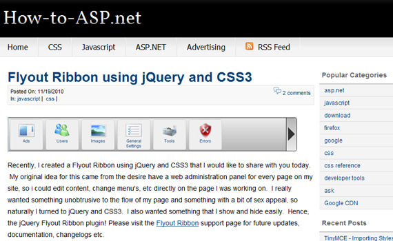 Fly-out-ribbon-css3-jquery-navigation-menu-plugins