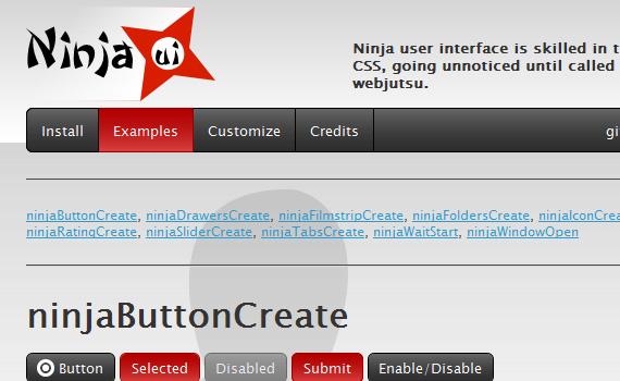 Ninja-ui-jquery-navigation-menu-plugins