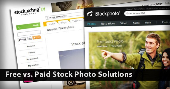 Options to Consider When Looking for Stock Photos: Free vs Paid Solutions