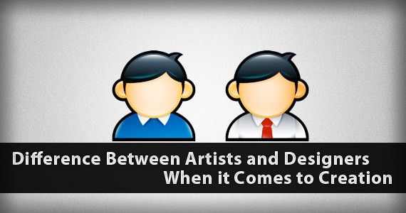 Difference Between Artists and Designers When it Comes to Creation