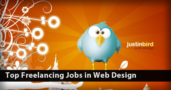 Want To Work From Home? : Top Freelancing Jobs in Web Design