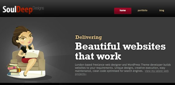 Top freelance web design jobs to work from home for Online web designing jobs work from home