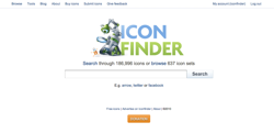 Image representing Iconfinder as depicted in C...