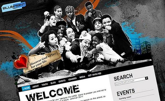 ChurchDots-flickr-groups-logo-web-design