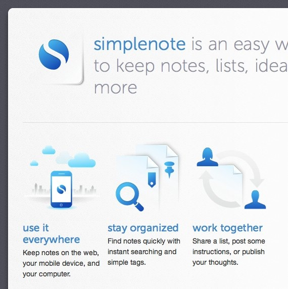 Simplenote. An easy way to keep notes, lists, ideas, and more..jpg