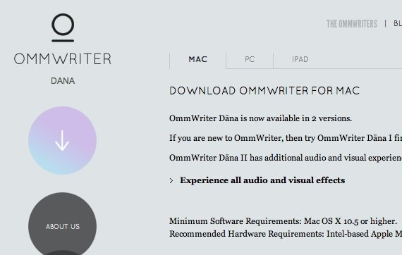 TRY THE NEW VERSION FOR MAC - Ommwriter.jpg
