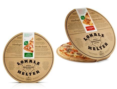 20 creative pizza packaging design ideas twelveskip. Black Bedroom Furniture Sets. Home Design Ideas