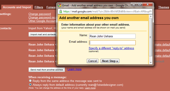 Gmail_replyas