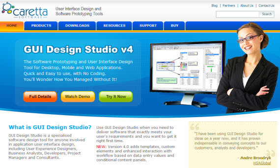 freeware website design software