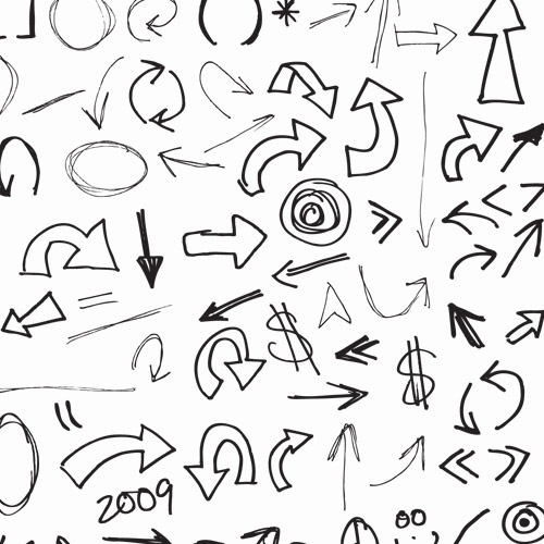 handdrawn-vector-arrows-resource