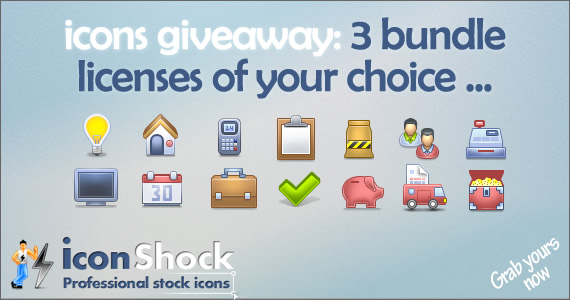 Iconshocks-company-giveaway