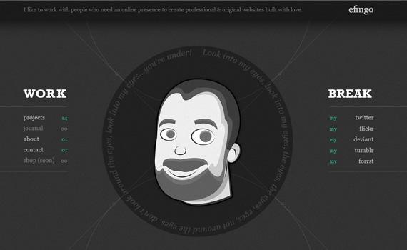 Efingo-minimal-fonts-use-web-design-tips