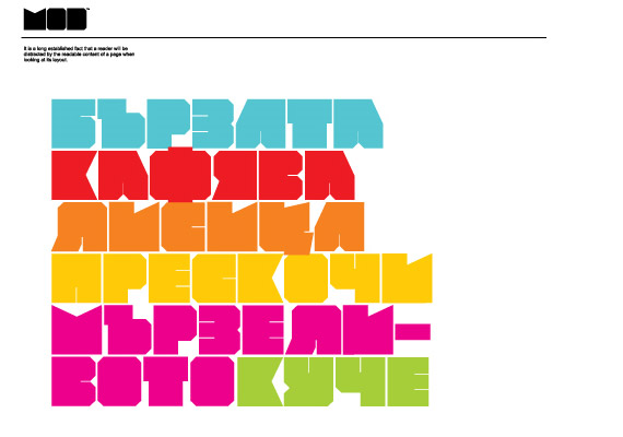 Modern Graphic Designs