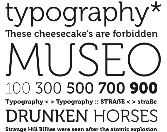 museo-free-high-quality-font-web-design