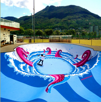 50 ejemplos de Street Art (Arte Callejero)