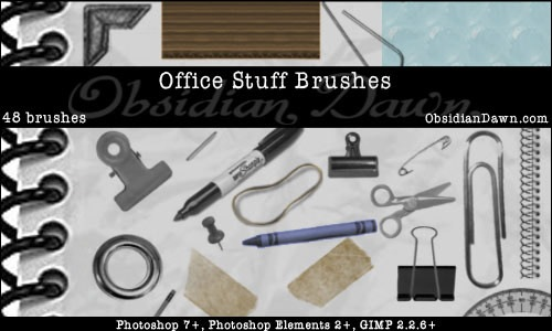 Office_Stuff_Brushes