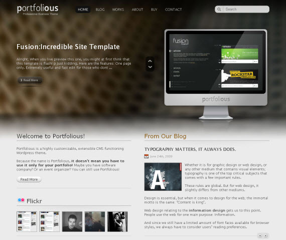 Portfolius-commercial-wordpress-portfolio-showcase-theme