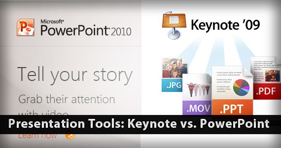 Presentation Tools: Keynote vs. PowerPoint