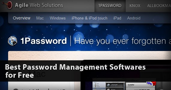 Best Password Management Softwares for Free