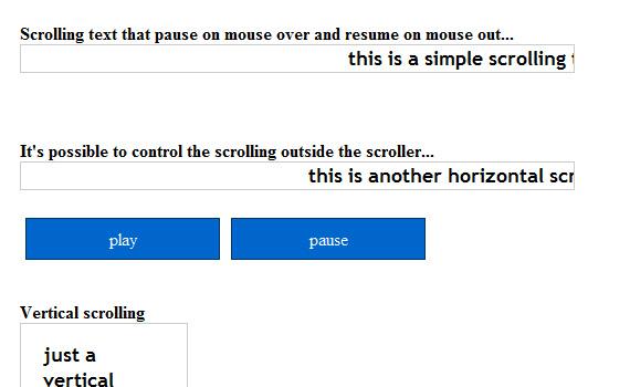 Scroller-jquery-navigation-menu-plugins