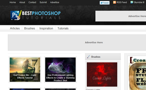Best-photoshop-sites-submit-web-design-tutorials