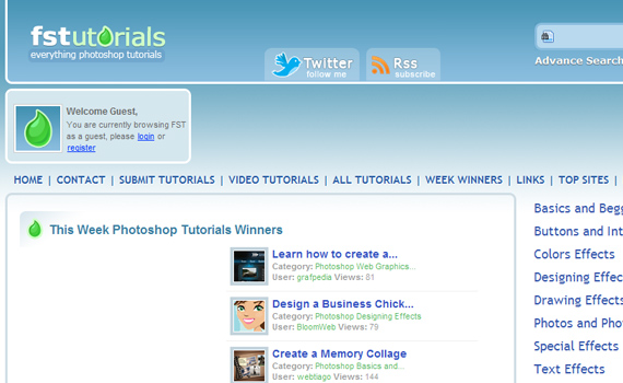 Fs-tutorials-sites-submit-web-design-tutorials