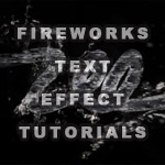 Become Master of Text Effects With 40 Adobe Fireworks Tutorials