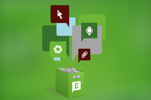 Evernote-organize-save-collect-organize-notes