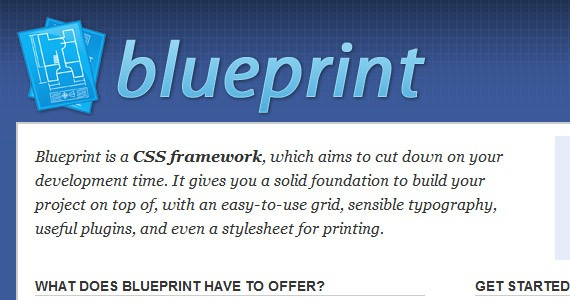 Web frameworks pros and cons of using frameworks blueprint malvernweather Gallery