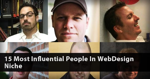 15 Most Influential People in Web Design