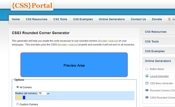 Css3-rounded-2-useful-online-generators-improve-workflow