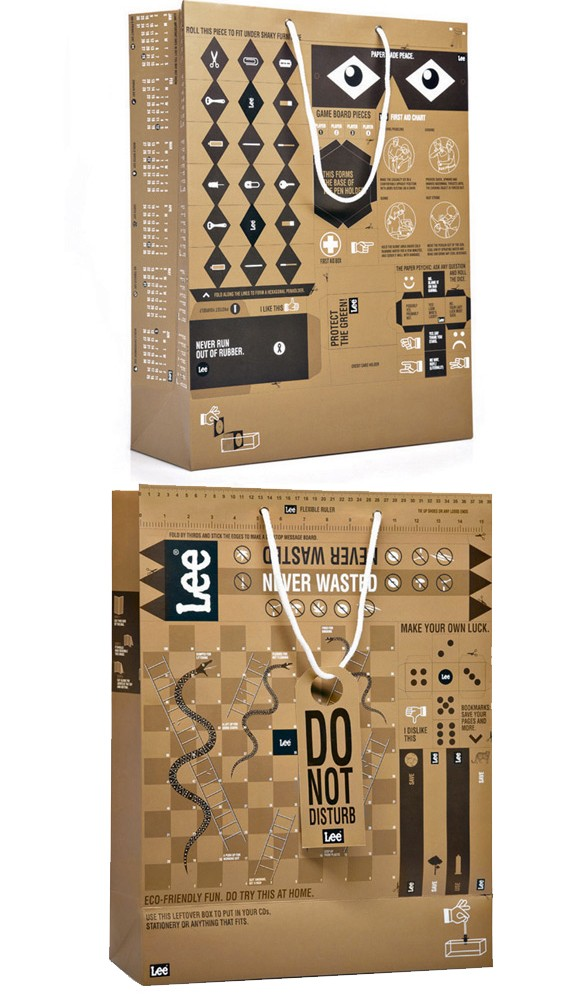 Creative and Environment Friendly Packaging Designs