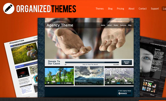 Organizedthemes-marketplaces-buy-sell-wordpress-themes