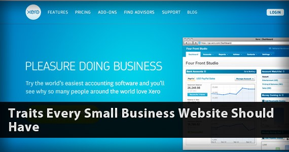 Traits Every Small Business Website Should Have