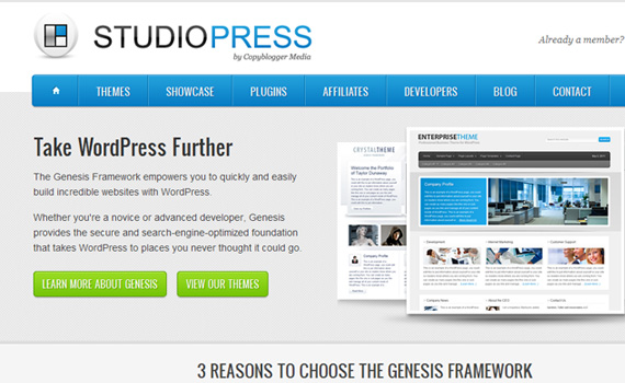 Studiopress-marketplaces-buy-sell-wordpress-themes